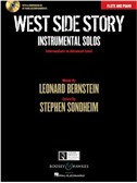 West Side Story: Instrumental Solos   Flute (Book/CD)