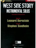 West Side Story: Instrumental Solos - Clarinet (Book/CD)
