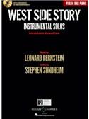 West Side Story: Instrumental Solos   Violin (Book/CD)