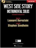 West Side Story: Instrumental Solos   Viola (Book/CD)