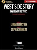 West Side Story: Instrumental Solos   Cello (Book/CD)