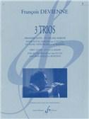 François Devienne: 3 Trios (Score/Parts)