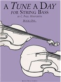 A Tune A Day For String Bass Book One