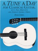 A Tune A Day For Classical Guitar Book 3