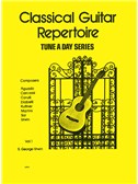 A Tune A Day For Classical Guitar Repertoire Vol. 1