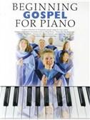 Beginning Gospel For Piano