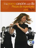 A New Tune A Day: Performance Pieces - Flute - Book/CD (Spanish Edition)