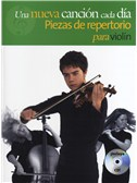 A New Tune A Day: Performance Pieces - Violin - Book/CD (Spanish Edition)