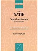 Erik Satie: Seven Gnossiennes