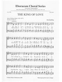 Alan Spedding: The King Of Love (SATB)