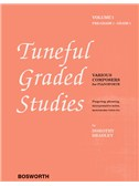 Dorothy Bradley: Tuneful Graded Studies Volume 1 - Pre-Grade To Grade 1