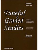 Dorothy Bradley: Tuneful Graded Studies Volume 2 - Grade 1 To 2