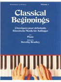 Classical Beginnings Volume 1
