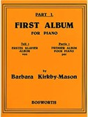 Barbara Kirkby-Mason: First Album For Piano - Part 1