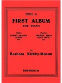 Barbara Kirkby-Mason: First Album For Piano Part 3