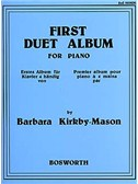 Barbara Kirkby-Mason: First Duet Album For Piano