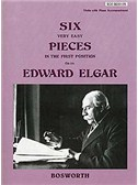 Edward Elgar: Six Very Easy Pieces In First Position For Violin And Piano Op.22