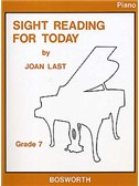 Sight Reading For Today: Piano Grade 7