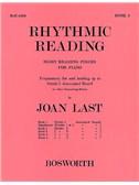 Joan Last: Rhythmic Reading (Sight Reading Pieces) Book 1 Grade 1