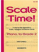 Turnbull: Scale Time! Grade 2 Piano