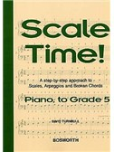 Turnbull: Scale Time! Piano Grade 5
