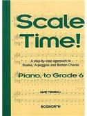 Turnbull: Scale Time! Grade 6 Piano
