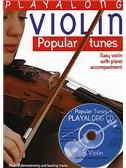 Playalong Violin: Popular Tunes
