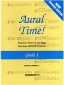 David Turnbull: Aural Time! - Grade 1 (ABRSM Syllabus From 2011)