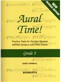 David Turnbull: Aural Time! - Grade 5 (ABRSM Syllabus From 2011)