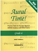 David Turnbull: Aural Time! - Grade 6 (ABRSM Syllabus From 2011)