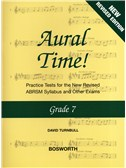 David Turnbull: Aural Time! - Grade 7 (ABRSM Syllabus From 2011). Voice Sheet Music