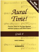 David Turnbull: Aural Time! - Grade 8 (ABRSM Syllabus From 2011). Voice Sheet Music