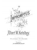 Albert Ketèlbey: A Twilight Story