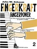 John W. Schaum: Fingerkraft Heft 2 (Fingerpower Book 2)