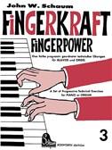 John W. Schaum: Fingerkraft Heft 3 (Fingerpower Book 3)
