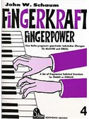 John W. Schaum: Fingerkraft Heft 4 (Fingerpower Book 4)