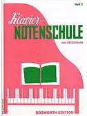J.W. Schaum: Klavier-Notenschule Heft 2
