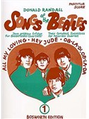 Songs Of The Beatles Vol.1 (Recorder Quartet) - Scores/Parts