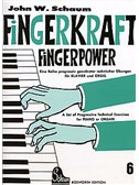 John W. Schaum: Fingerkraft Heft 6 (Fingerpower Book 6)