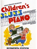 Hans-Gunter Heumann: Children's Blues For Piano