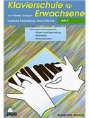 Klavierschule Für Erwachsene: Heft 2