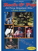 Rock And Pop All Time Greatest Hits For Easy Guitar