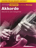 Michael Morenga: Fit For Guitar- Gitarren-Akkorde