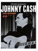 Peter Bursch: Johnny Cash Für Gitarre (Book/CD/DVD) - German