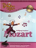 Hans-G�nter Heumann: Little Amadeus Und Friends - Wolfgang Amadeus Mozart. Piano Sheet Music, CD