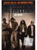 Joel McIver: Justice For All - Die Warheit �ber Metallica (Updated Edition). Book