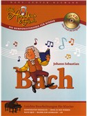 Hans-G�nter Heumann: Little Amadeus Und Friends - Johann Sebastian Bach. Piano Sheet Music, CD