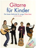 Matt Scharfglass: Gitarre F�r Kinder. Guitar Sheet Music, CD