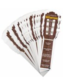 Gitarren Methode Fächer