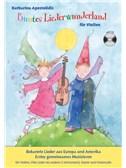 Buntes Liederwunderland - Band 2 (Book/CD)